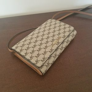 SALE! Michael Kors Crossbody Clutch